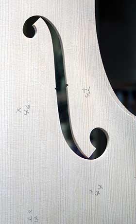 violin con su efe